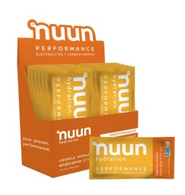 NUUN NUUN Performance Hydration Packet - Orange/Mango