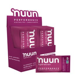 NUUN NUUN Performance Hydration Packet - Blueberry/Strawberry