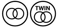 Twin Rope Symbol