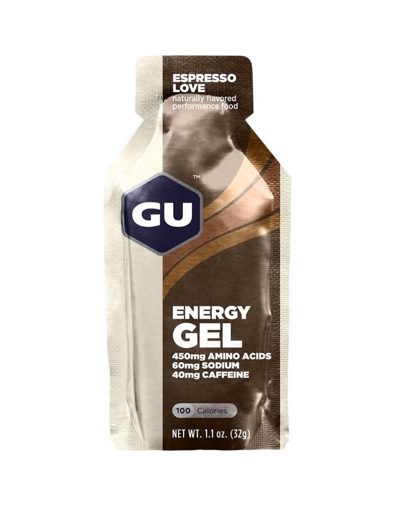 GU GU Energy Gel - Espresso Love
