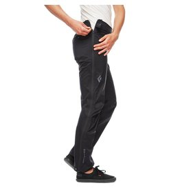 Black Diamond Black Diamond Stormline Stretch Rain Pants - Women