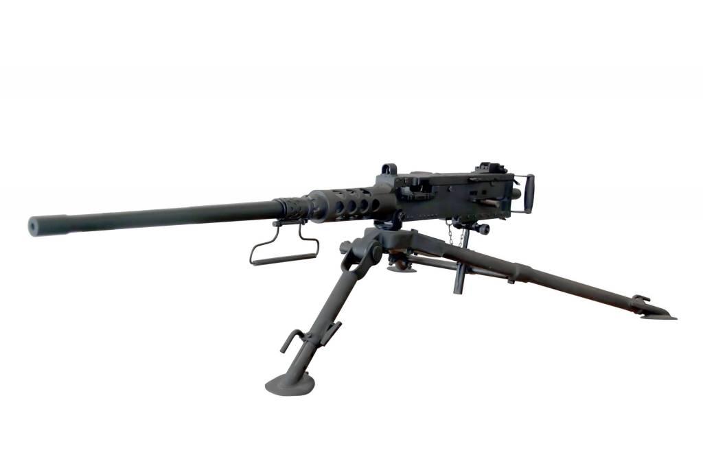"M2 Browning ""MA DEUCE"" .50 CAL"