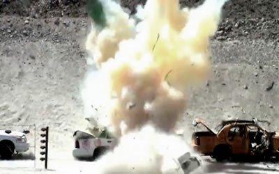 Blow Up a Car