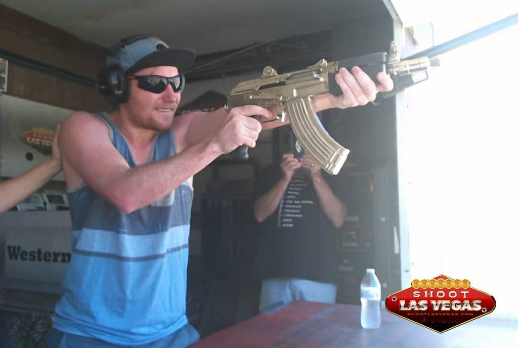 6 Gun Outdoor Shooting Package
