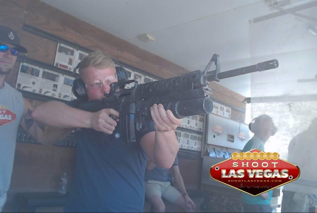15 Gun Shooting Package