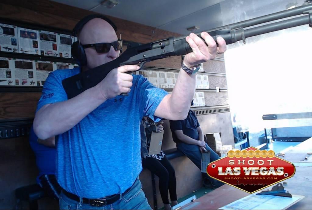21 Gun Shooting Package