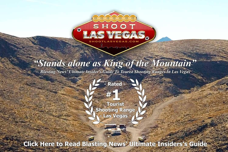 Best Machine Gun Shooting Range in Las Vegas