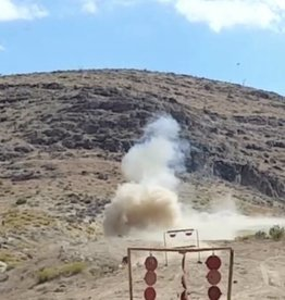 Exploding Moving Target
