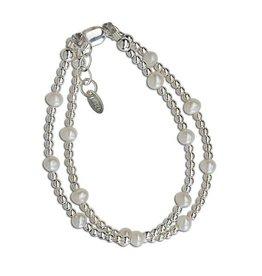 Ellie - Sterling Silver Bracelet Infant Size 0-12 Months