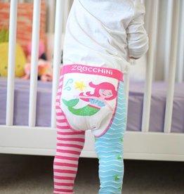 Zoochini Mermaid Legging and Sock Set