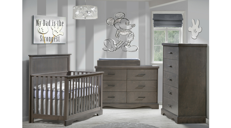 Matisse nursery furniture