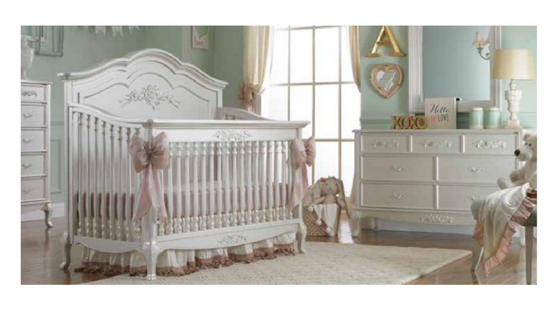 Angelina nursery furniture