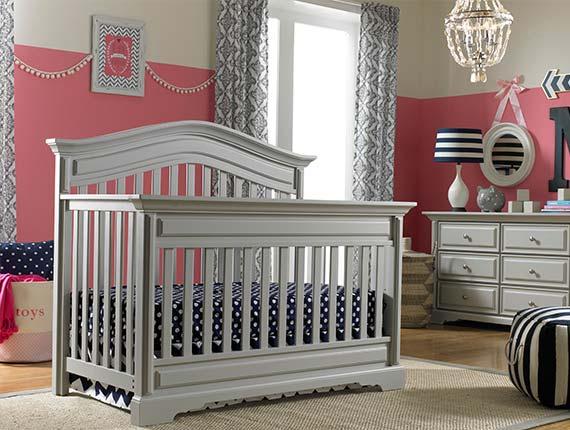 venezia nursery set