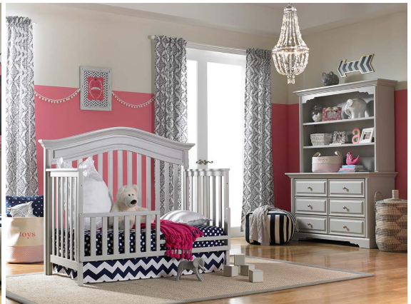 grey nursery set