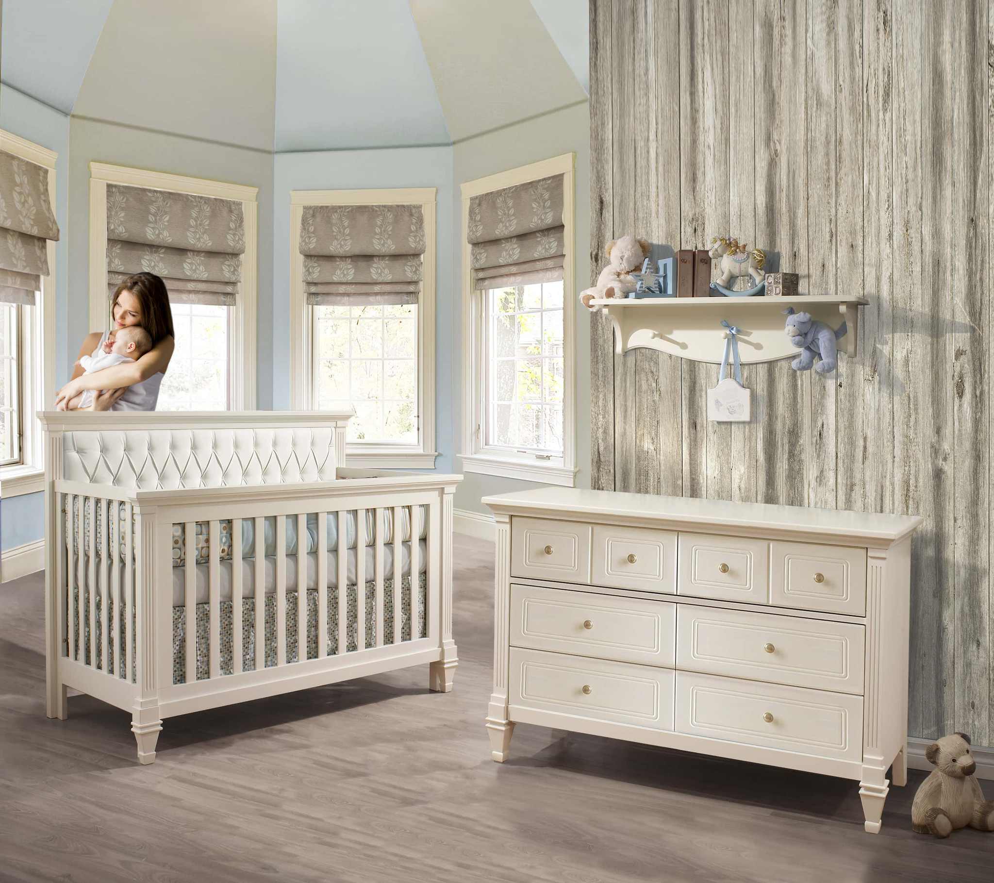 Belmont nursery furniture