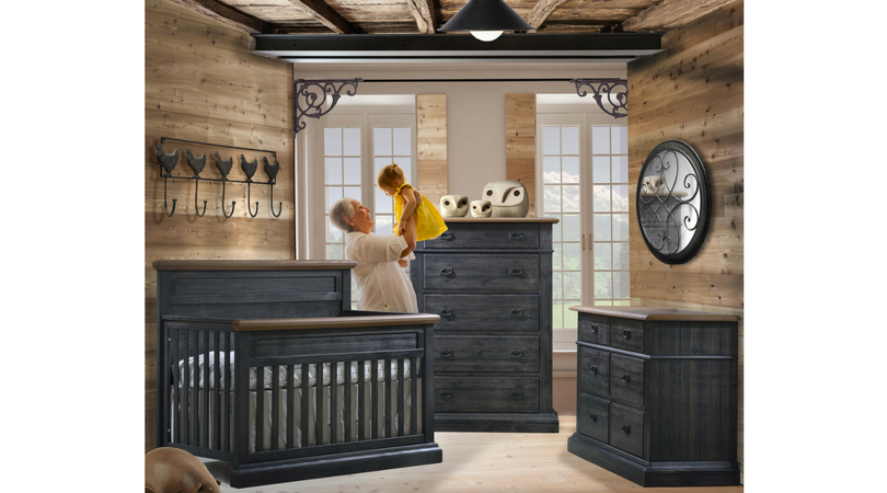 Italian Nursery furniture