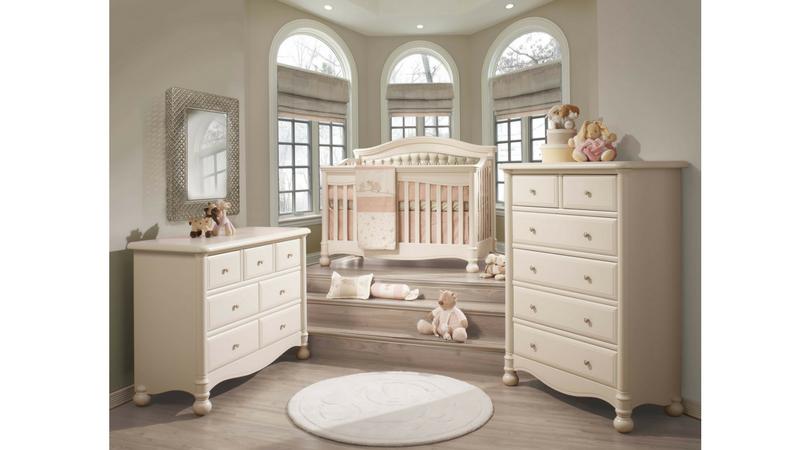 italian nursery set