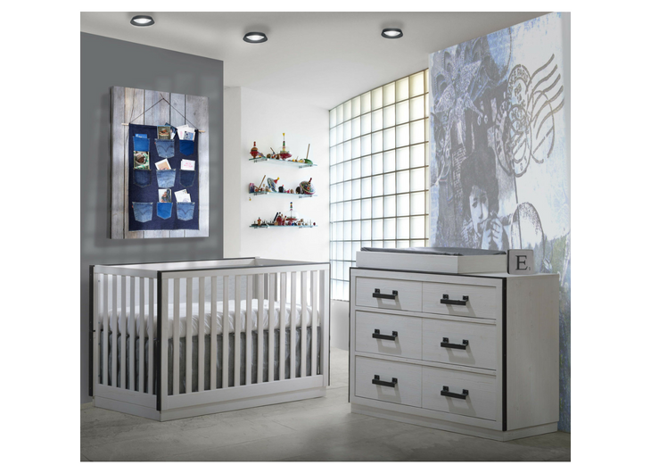 convertible nursery set
