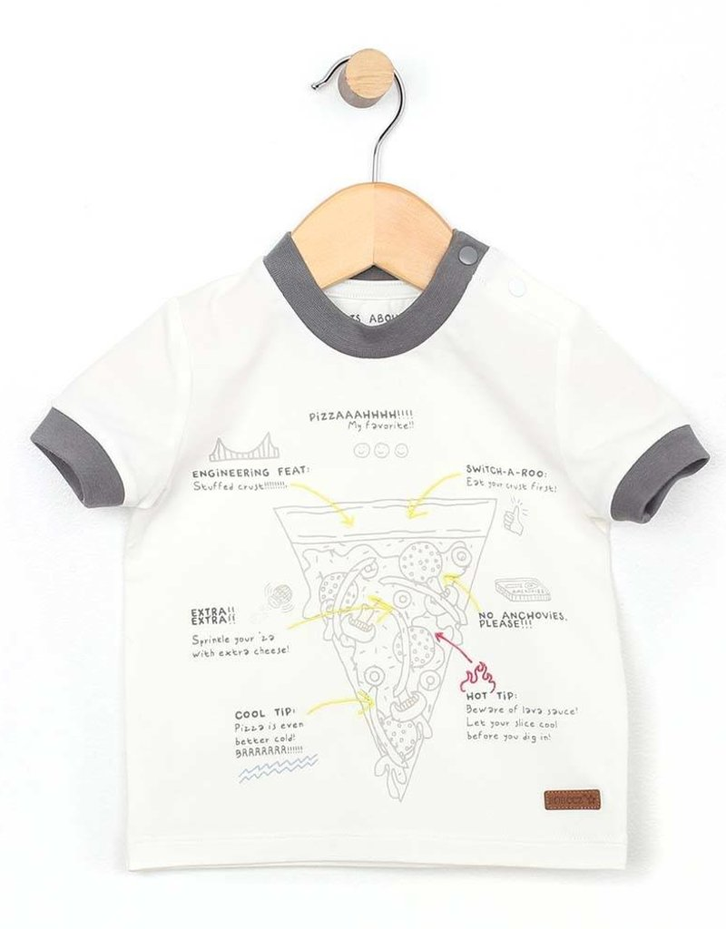 Robeez Shirt Pizza Tee