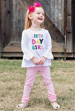 RuffleButts/RuggedButts Birthday Girl Belle Top