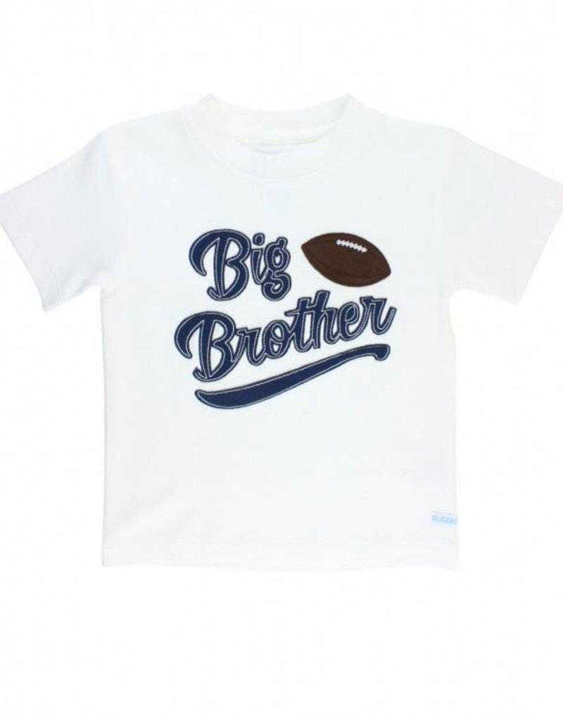 RuffleButts/RuggedButts Football Big Brother Tee