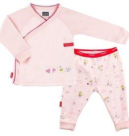 Kushies Bedtime Stories Pink 2 Piece Set