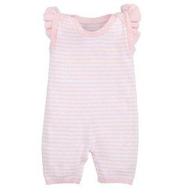 Elegant Baby Shortall Pink Romper