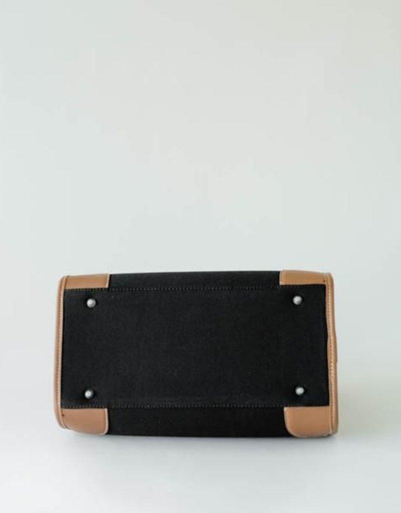 Little Unicorn Petite Manifest Bag- Obsidian
