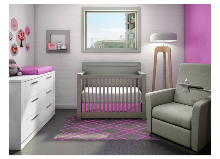milano nursery collection