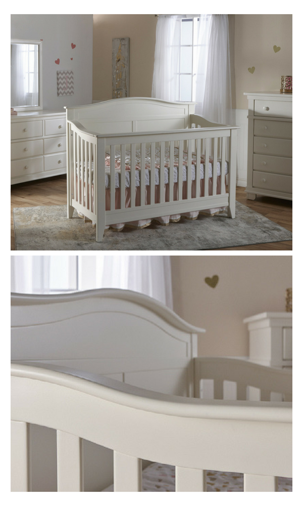 Napoli A Fresh Twist On Traditional Nursery Furniture
