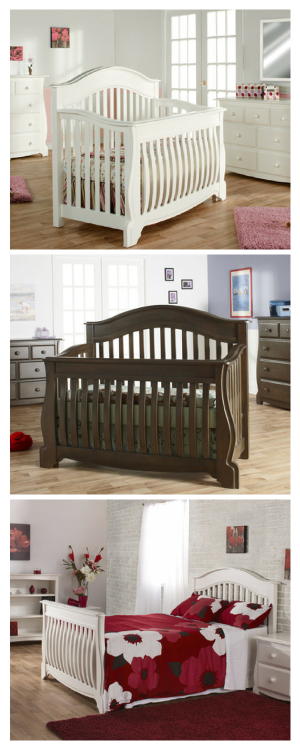 bright nursery set
