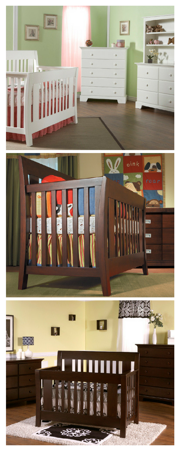 baby cribs transform
