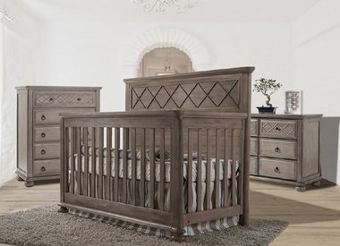 Vittoria Forever Crib