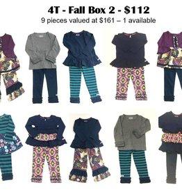 Fall Box 4T Box 2