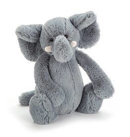 Jellycat Jelly Cat- Bashful Grey Elephant Huge