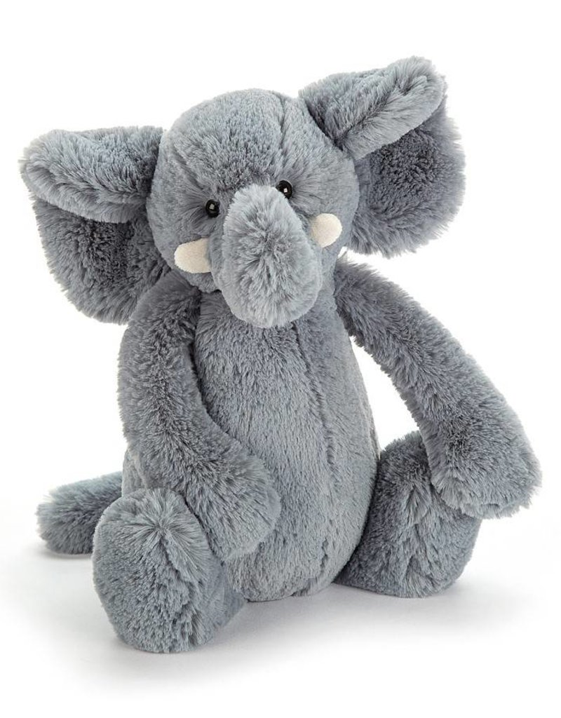 Jellycat Bashful Grey Elephant Huge