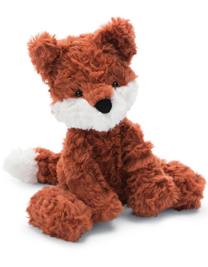 Jellycat Squiggle Fox