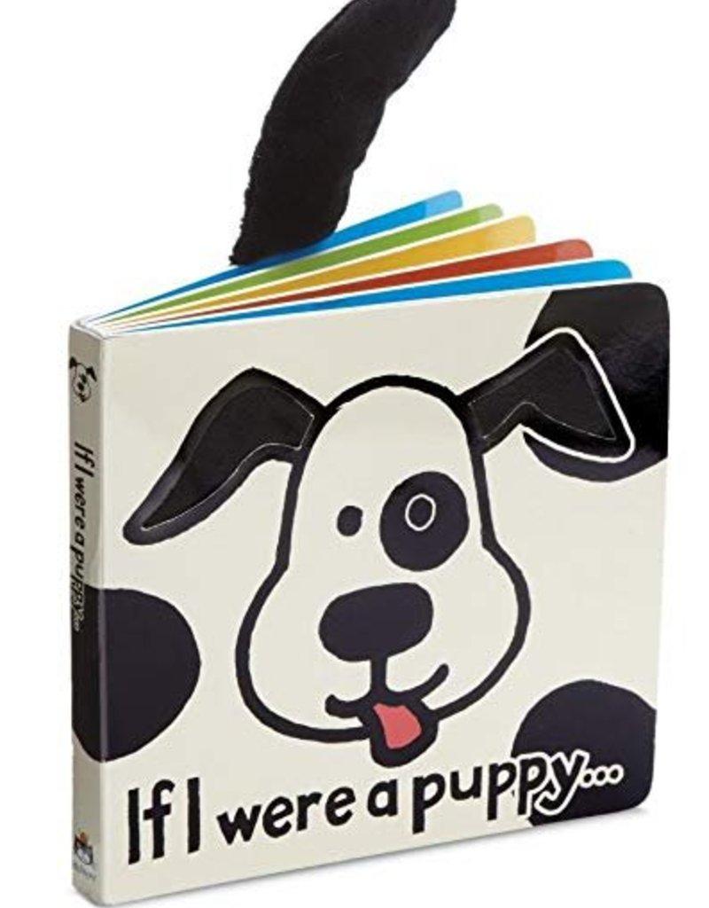 Jellycat If I Were a Puppy Book (B&C)