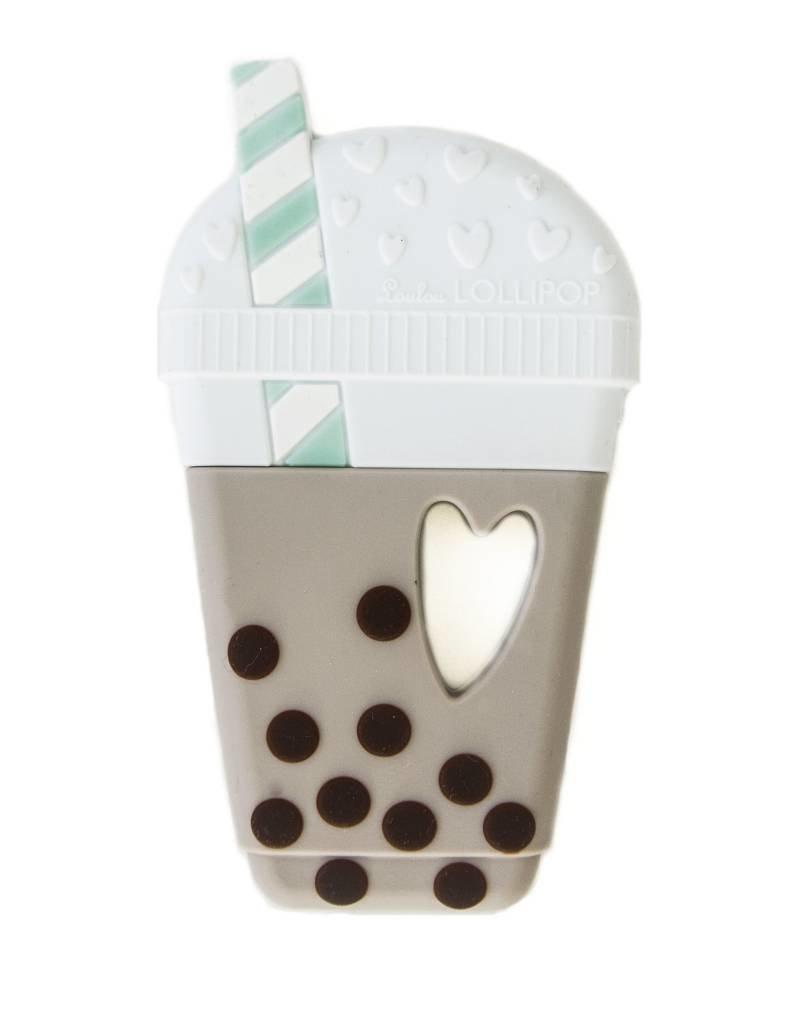 LouLou Lollipop Milk Tea Bubble Teether
