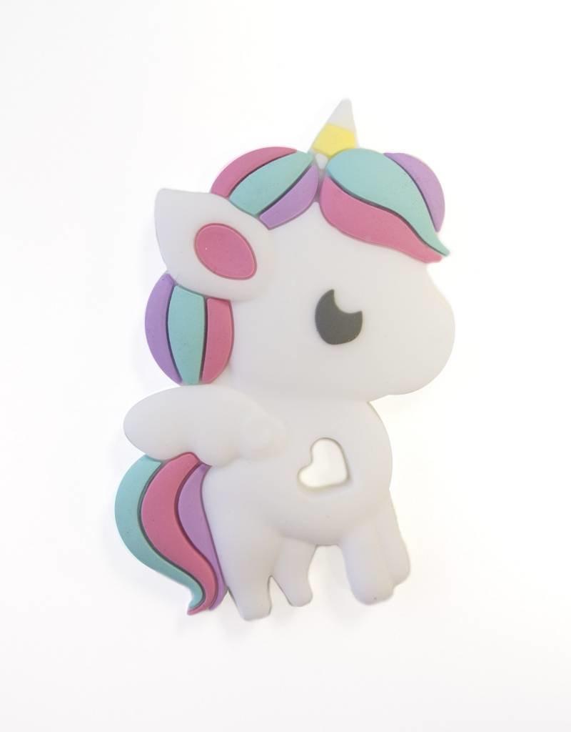 LouLou Lollipop Rainbow Unicorn Teether