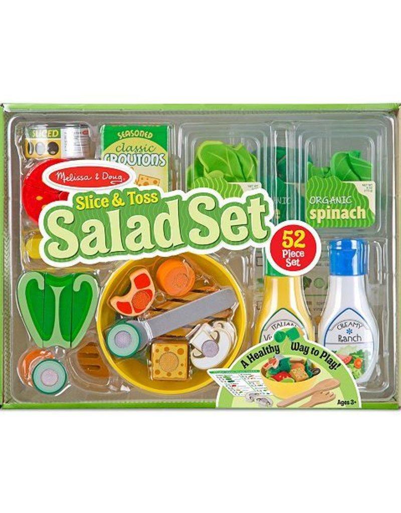 Melissa and Doug Slice & Toss Salad Set