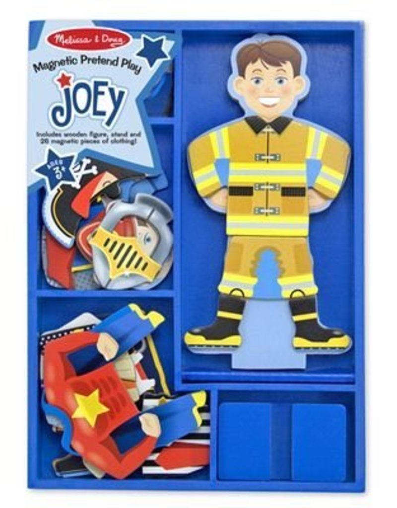 Melissa and Doug Magnetic Pretend Play - Joey