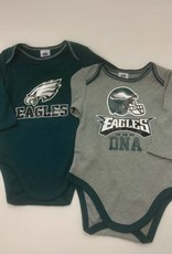 2 pk. Eagles BodySuits