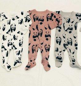 Lovedbaby Organic Overall Panda or Paint Splatter