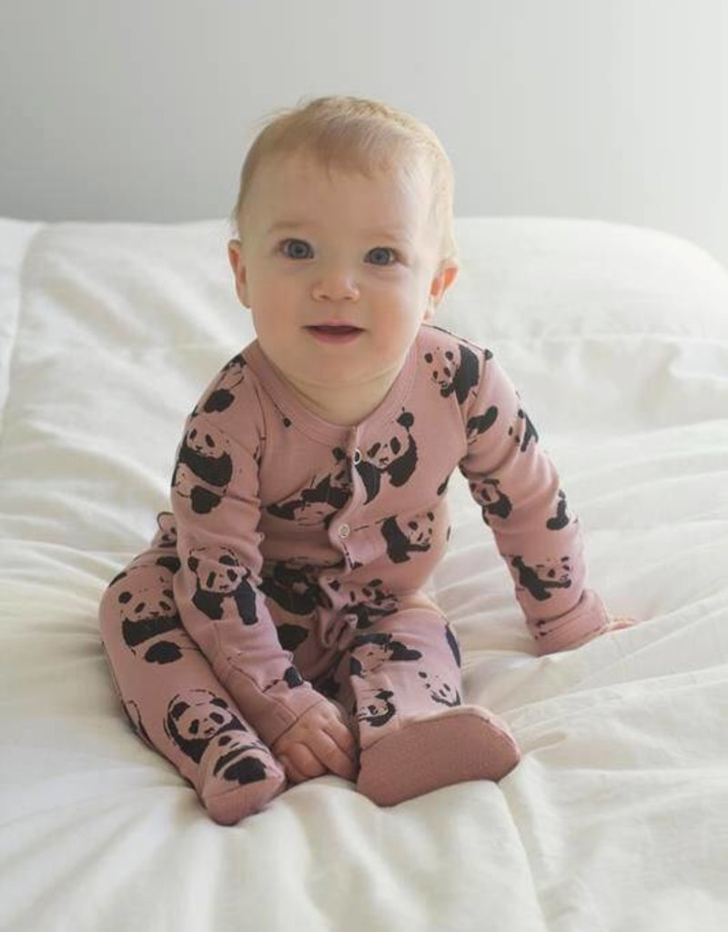 Lovedbaby Organic Footed Overall