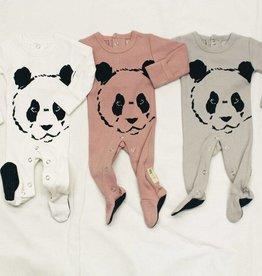 Lovedbaby Organic Panda Footie