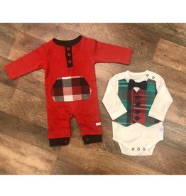 Baby Boy Holiday Set 0-3m, 3-6m, 6-12m