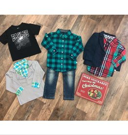 Boy Fall/Holiday Bundle 2T