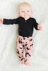 Lovedbaby Panda Organic Leggings