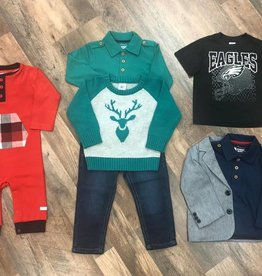Ultimate Winter Boy Bundle 12-18m